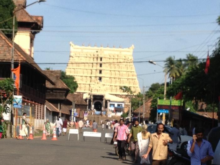 Temple in Kerla