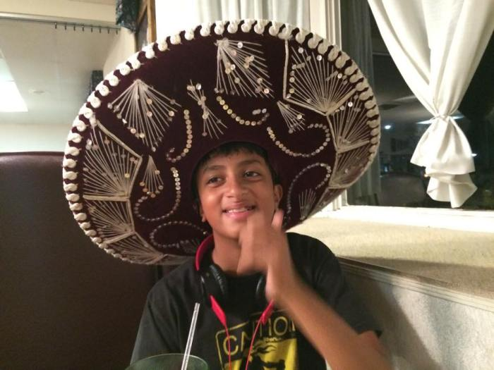 Mexican@Colby