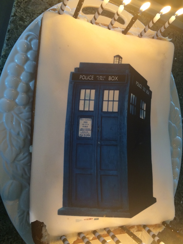 Dr. Who gifts for teens